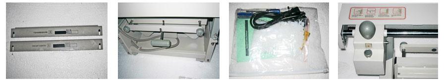 Laser JSM40 equipment